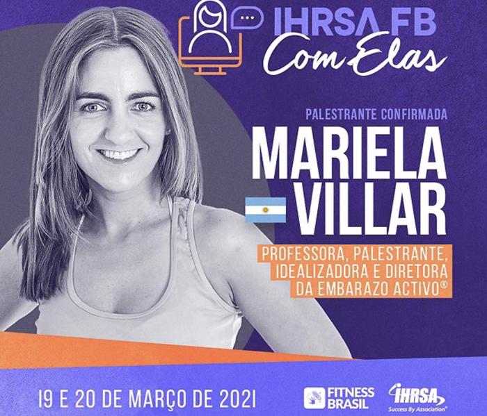 Mariela Villar disertará sobre la globalización empresarial en Ihrsa Brasil