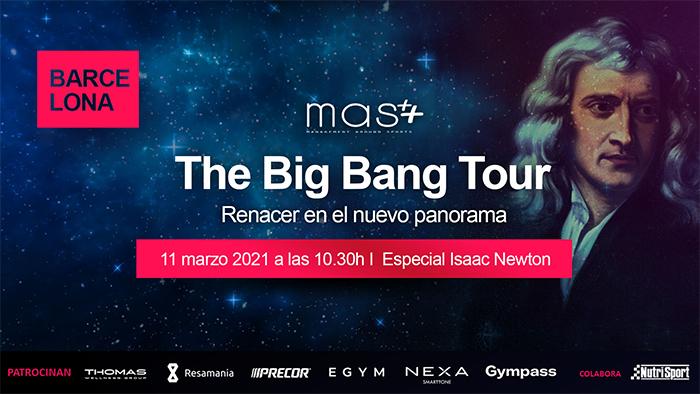 La consultoría Mas convoca en Barcelona su primer evento presencial de 2021