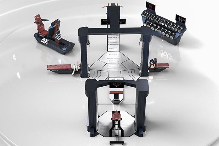 Smarttone se propone automatizar la sala de fitness al completo con Nexa 2.0