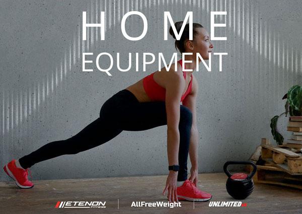 Oss Fitness lanza su primer catálogo de fitness doméstico