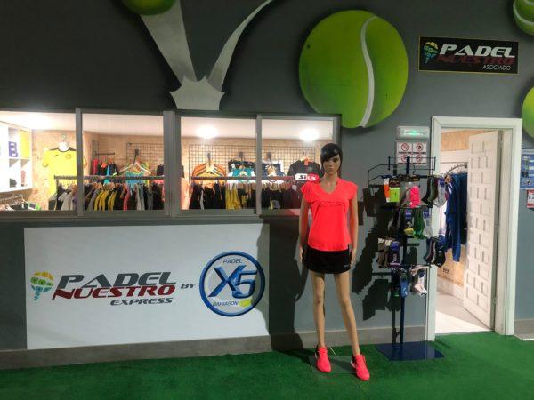 Padel Nuestro abre su segunda tienda Express en Cantabria