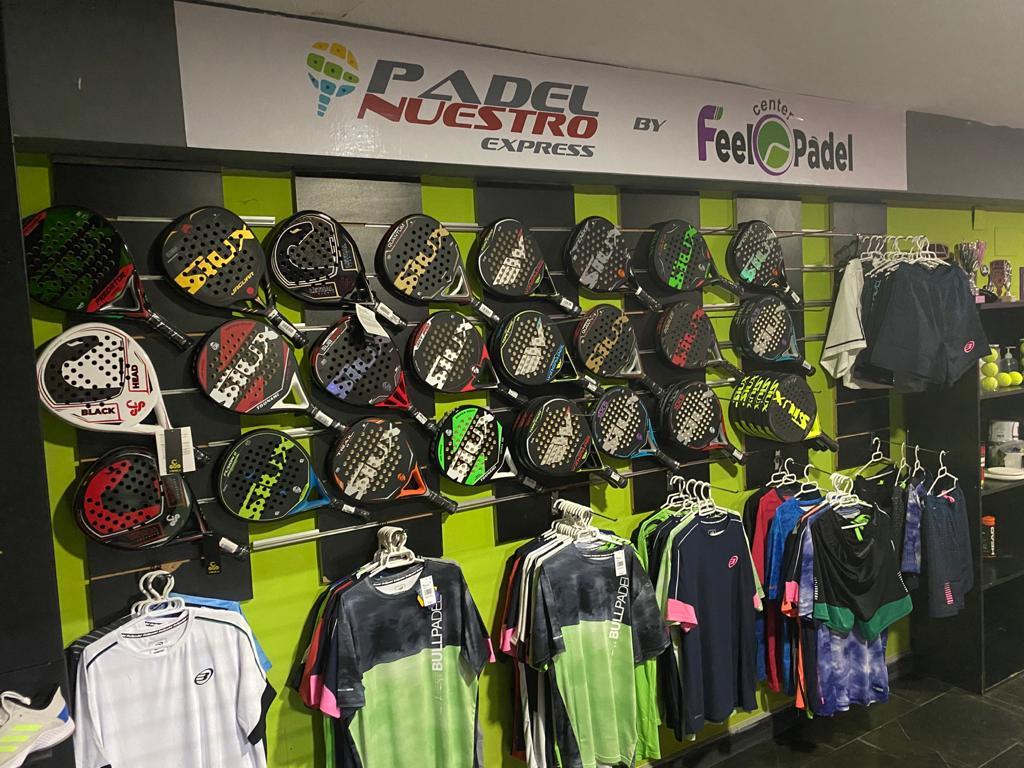 Padel Nuestro desembarca en Granada con una tienda Express