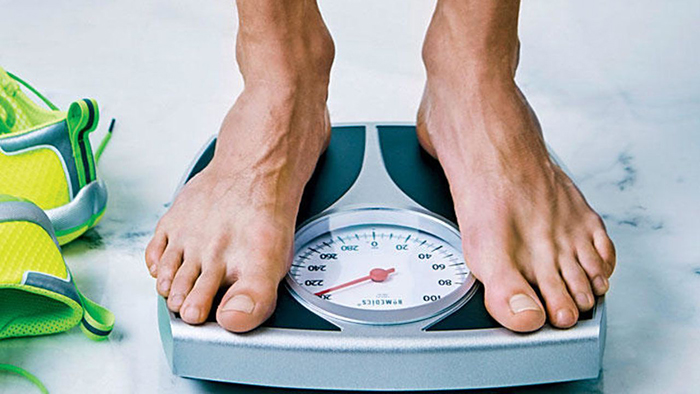 El peso ideal de un corredor/a
