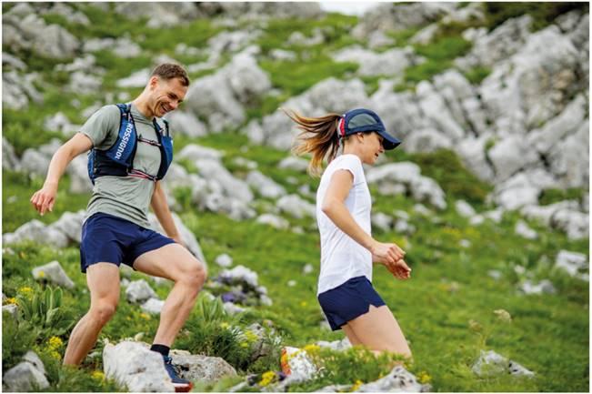 Rossignol incluye una línea de trail running en su colección de verano