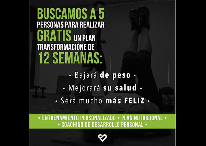 Sano premiará a 5 personas con un plan de transformación física y emocional