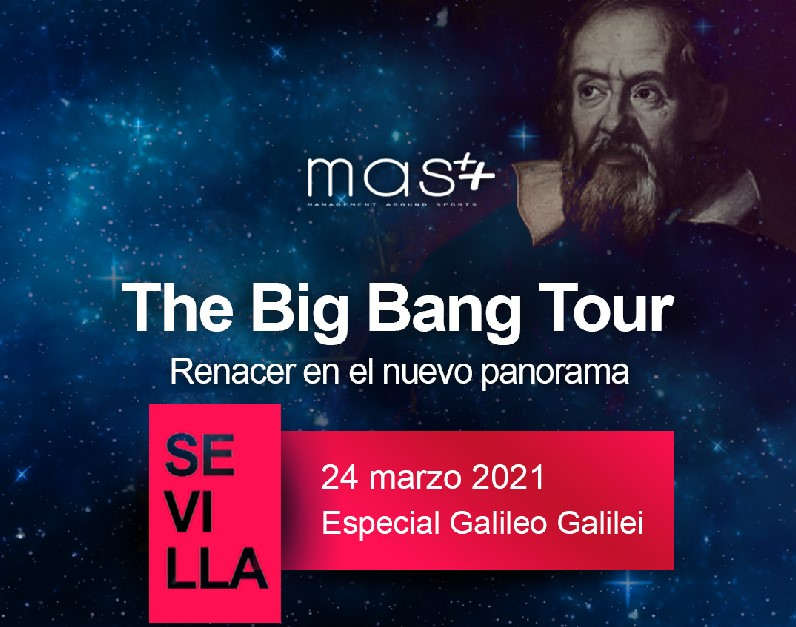 Singular WOD patrocinará el Tour 'The Big Bang' en Sevilla
