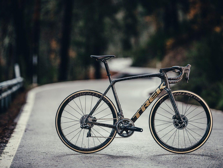 Trek presenta la nueva bicicleta de Haimar Zubeldia
