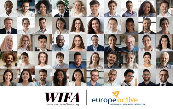 EuropeActive y WIFA promoverán una mayor igualdad de género en el fitness