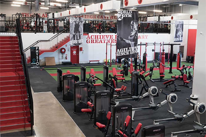 Life Fitness, nuevo proveedor oficial de World Gym International