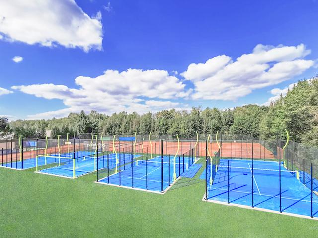 AFP Courts superará las 700 pistas de pádel servidas este año