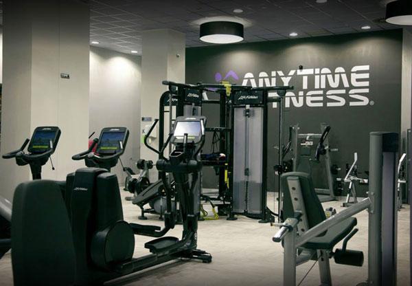 España lidera la recuperación de Anytime Fitness en Europa