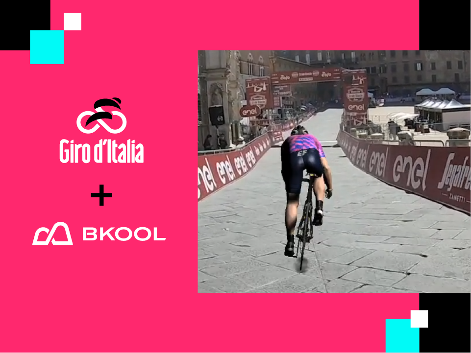 El Giro de Italia tendrá una edición virtual en Bkool