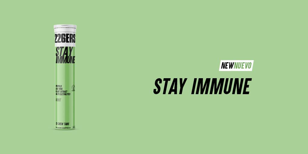 226ers lanza un comprimido masticable para mejorar el sistema inmunitario