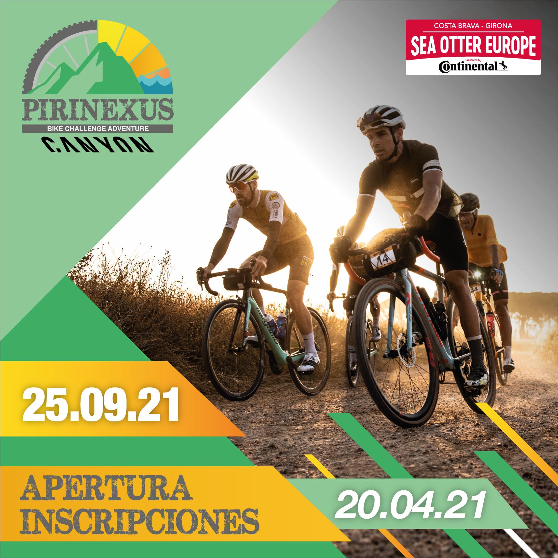 La Canyon Pirinexus Challenge abre inscripciones el próximo 20 de abril