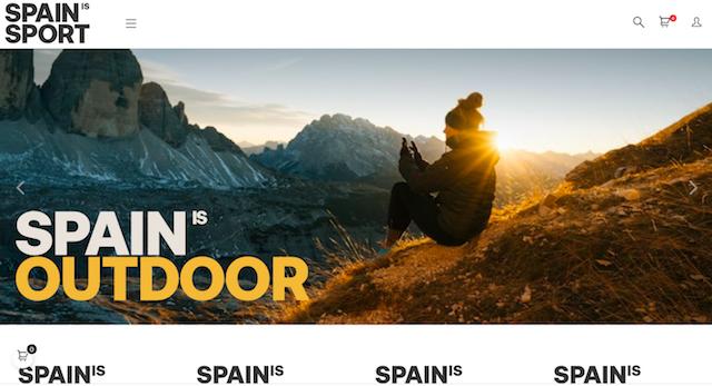 Afydad lanza el marketplace Spain is Sport