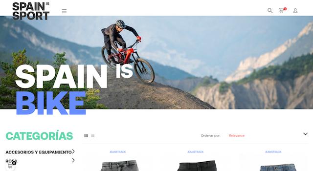 Escasa presencia de marcas de ciclismo en el nuevo marketplace de Afydad