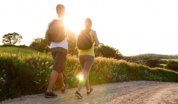 Crean un programa de caminatas para ponerse en forma en doce semanas