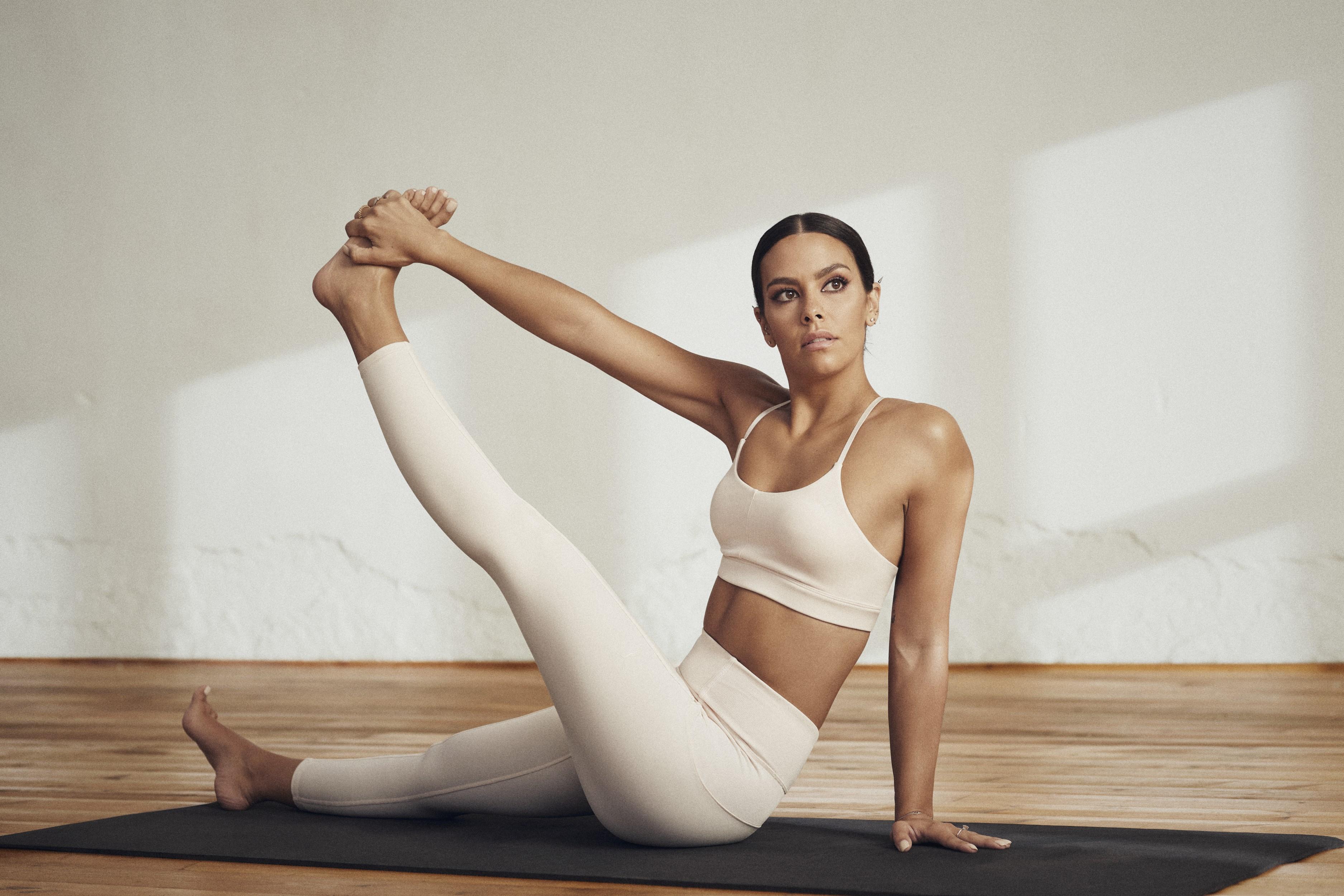 Puma y Cristina Pedroche lanzan su segunda colección de yoga