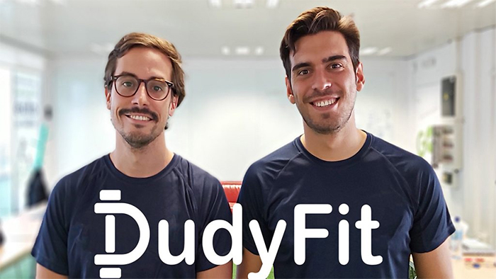 Dudyfit capta 700.000 euros y se lanza a la conquista del fitness mundial
