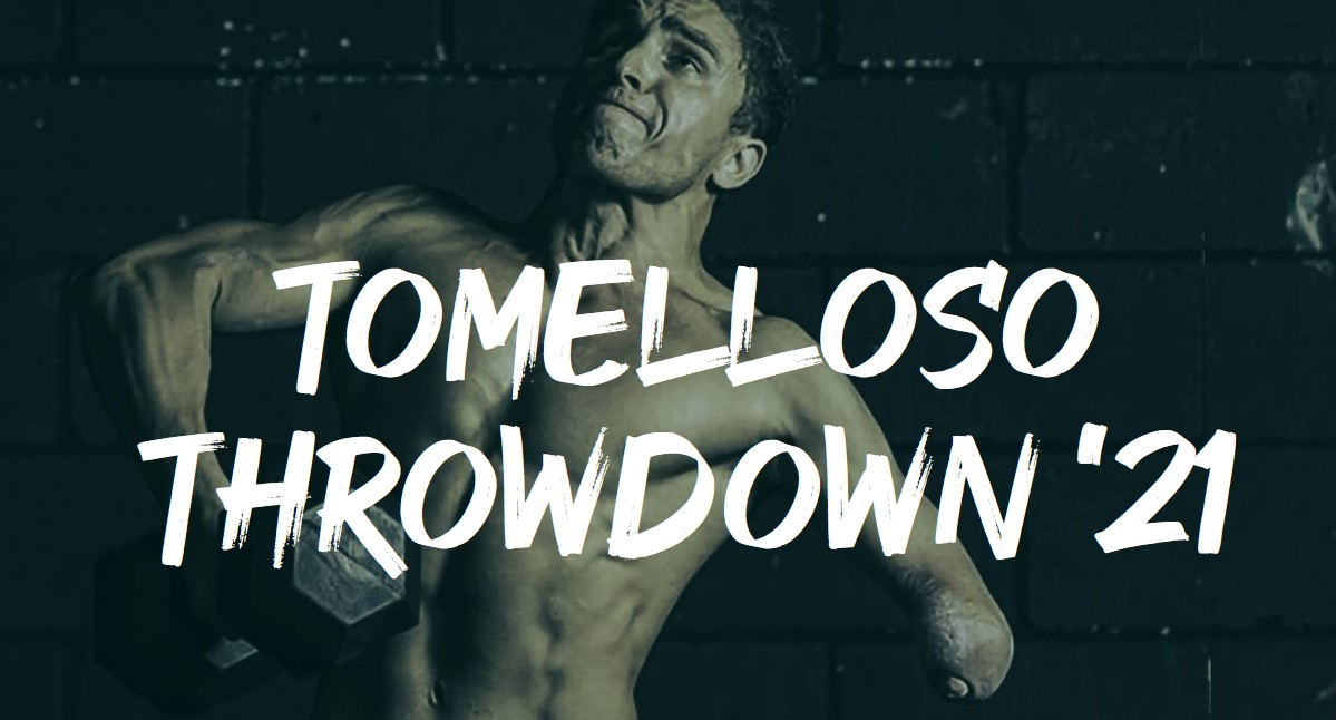 El I Torneo de Crossfit Tomelloso Throwdown será solidario