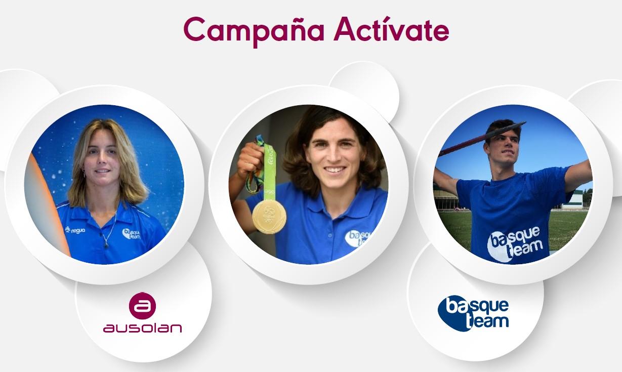 Nueva campaña 'Actívate' para impulsar la actividad física en la infancia