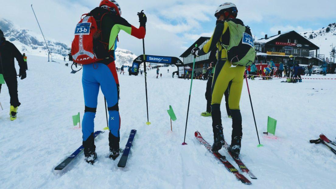 Anulado el Campeonato de España de esquí de montaña al sprint