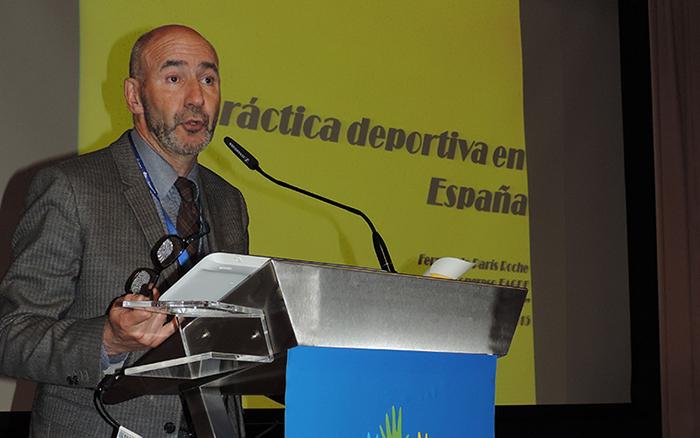 Fernando París se postula como nuevo presidente de Fagde