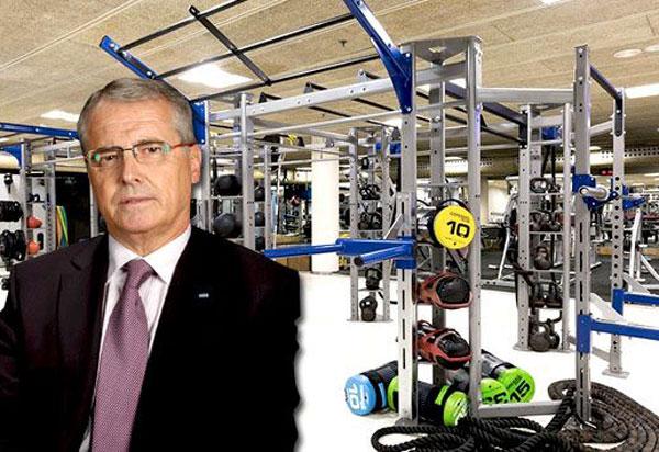 La Generalitat vuelve a oxigenar la liquidez de los gimnasios DIR