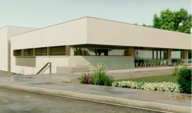 Invertirán 2,1 millones de euros en la nueva piscina terapéutica de Marchena