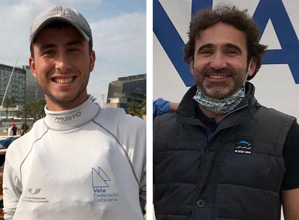 Jan Esteba conserva el Trofeo Somorrostro en manos del Club Nàutic Tamariu