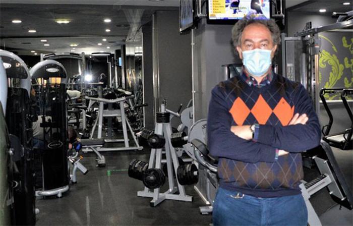 """El ayuntamiento de Salamanca """"se vuelca"""" con los gimnasios"""