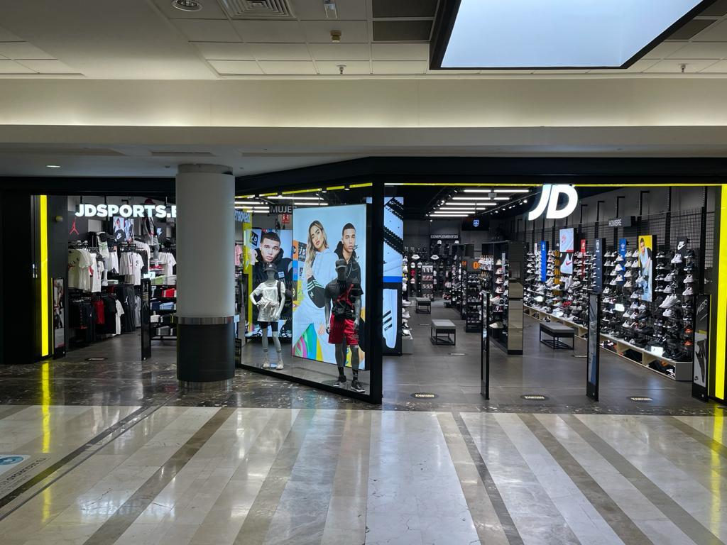 JD Sports inicia su ofensiva en el mercado valenciano