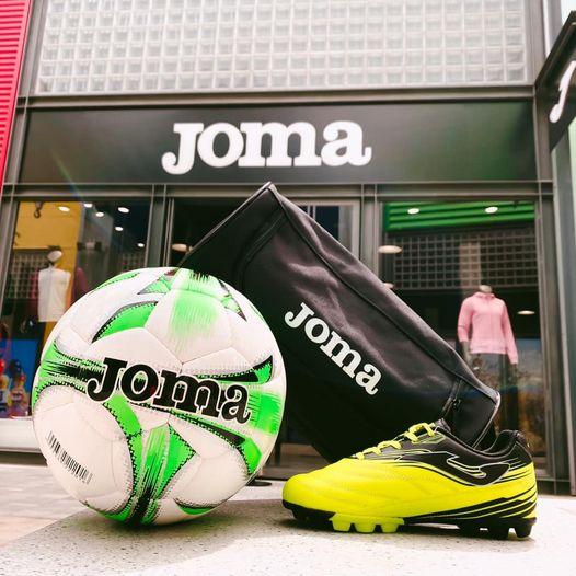 Joma abrirá 3 nuevas tiendas propias