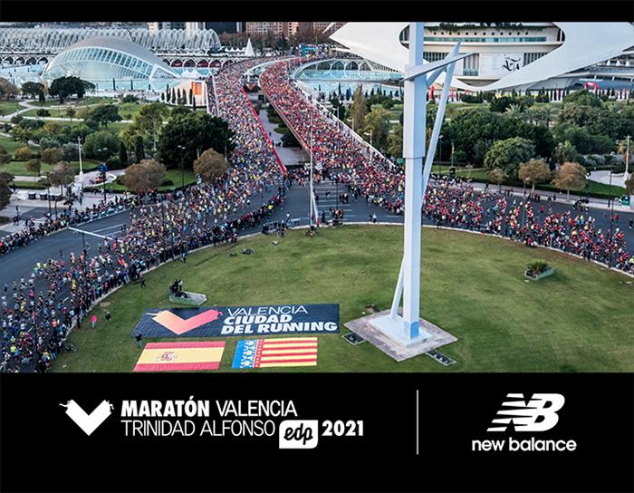 New Balance, nuevo patrocinador del Maratón de Valencia