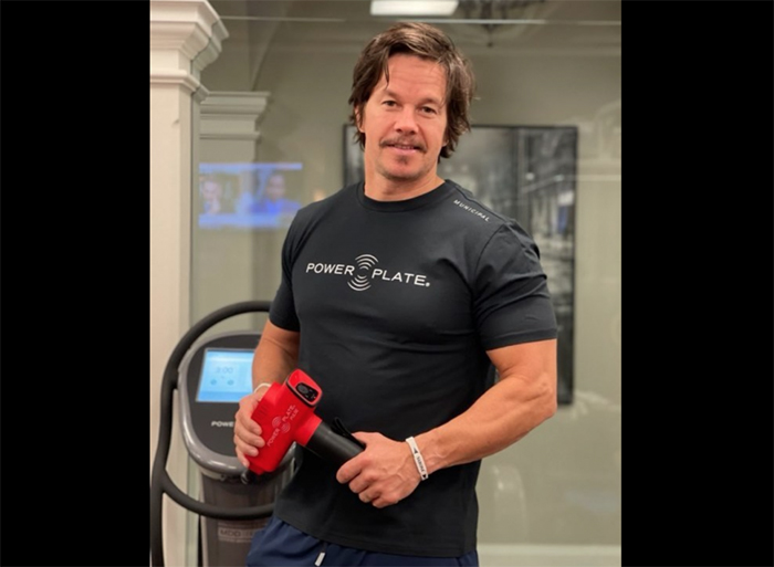 Mark Wahlberg sigue apostando por el fitness e invierte en PowerPlate