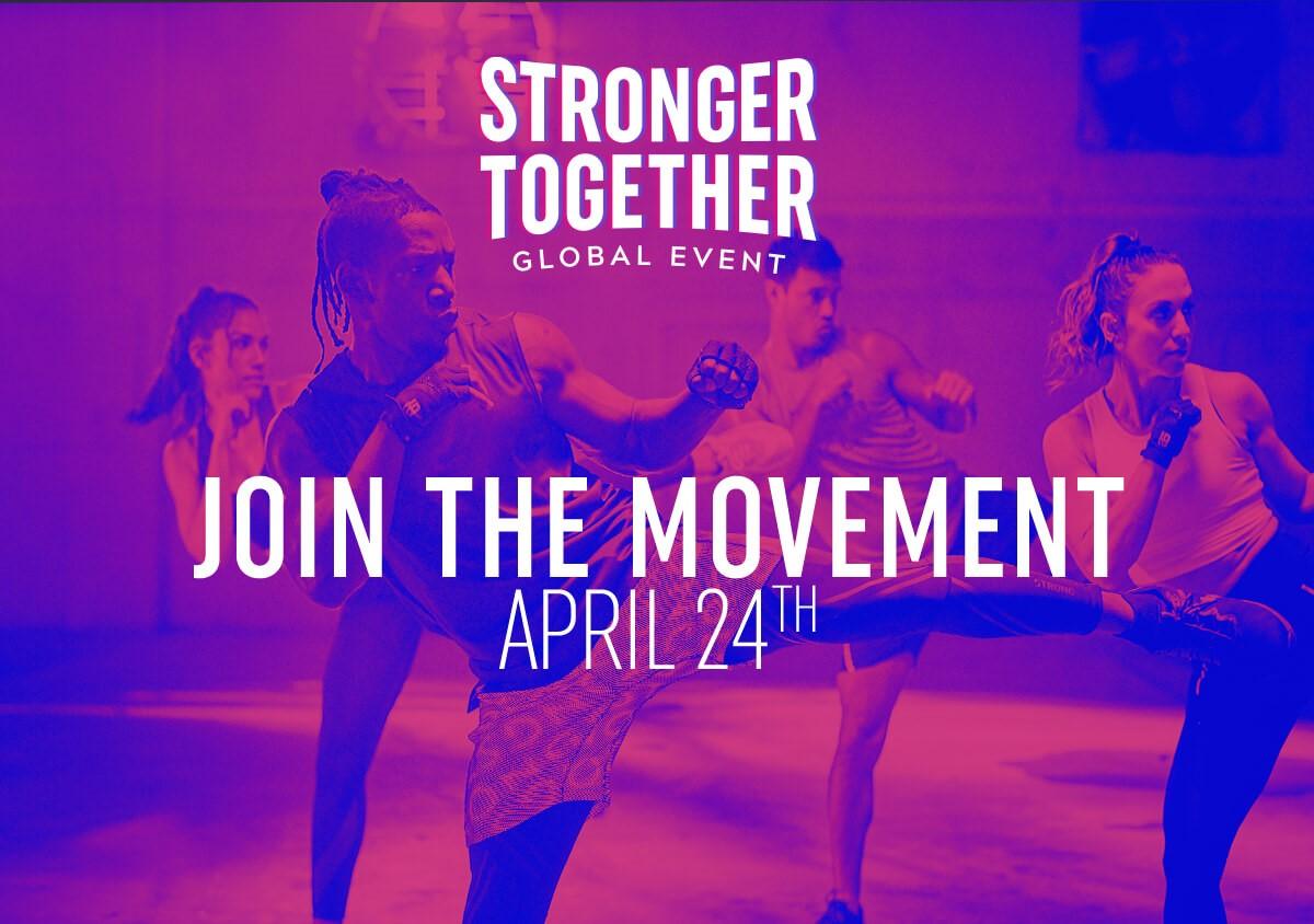Organizan el primer evento Strong Nation HIIT de 12 horas