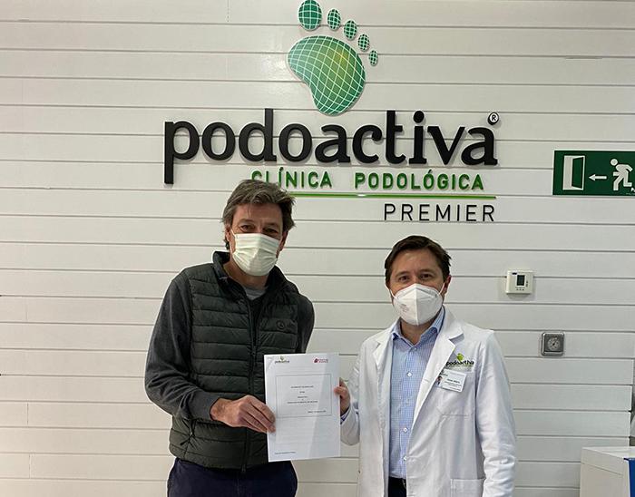 Podoactiva firma un acuerdo con la Federación Madrileña de Triatlón