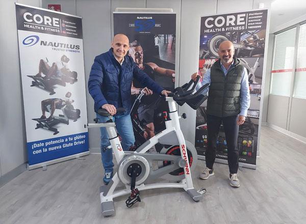 Rafael Rodríguez coge las riendas de Core Health and Fitness en España