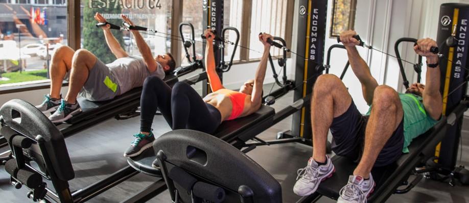 Rocfit y Health Training potencian el entrenamiento funcional integrado