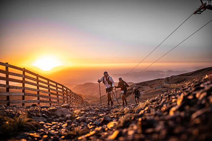 Ultra Sierra Nevada reunirá este fin de semana a 1.800 corredores en su séptima edición