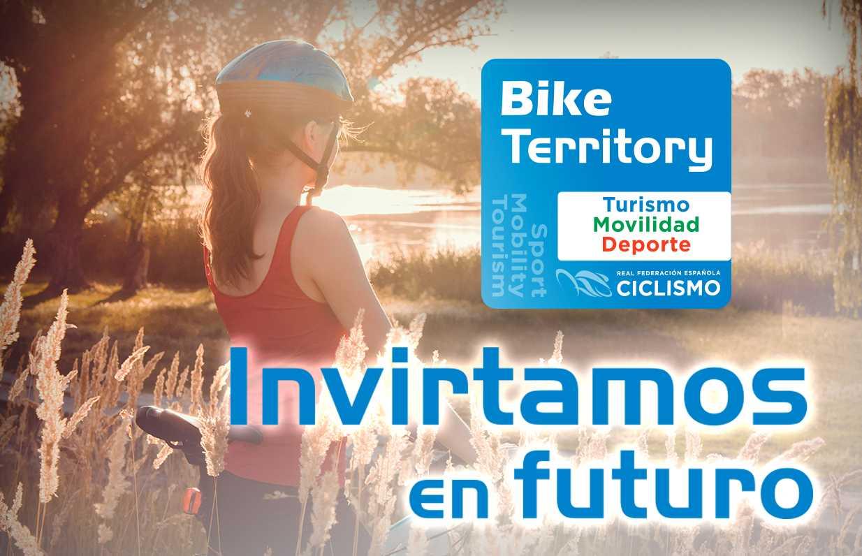 La RFEC certificará a los territorios, ciudades o empresas que apuestan por la bicicleta
