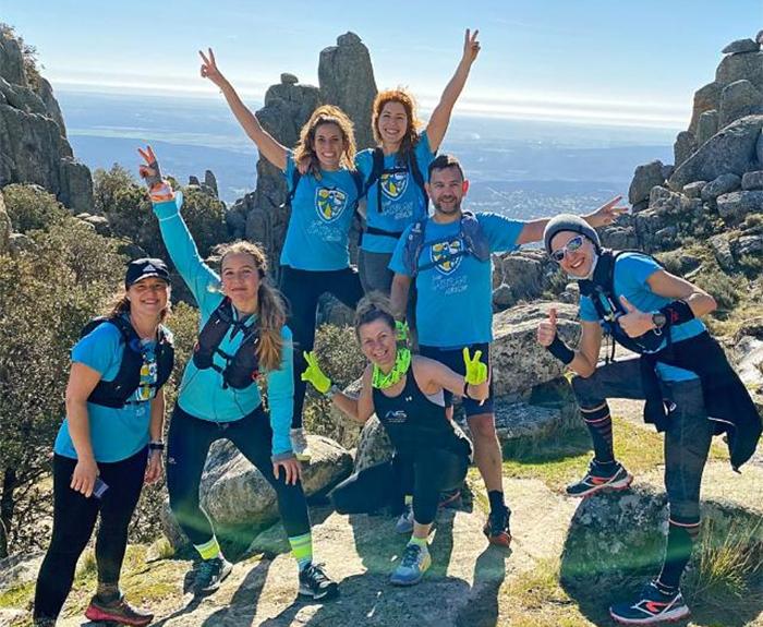 48 km de trail para recaudar fondos para niños con enfermedades raras