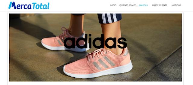 Mercatotal confía que Adidas no limite tanto como Nike el acceso a su catálogo
