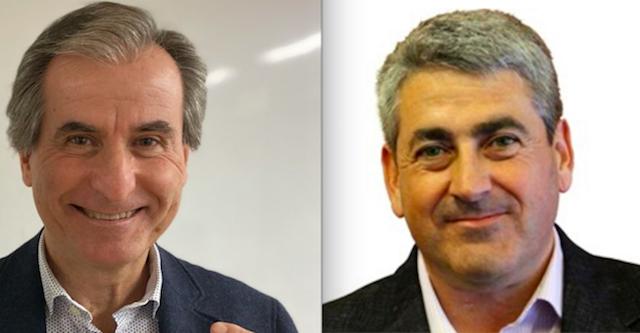 Pere Hernández y Felip Ródenas se disputarán la presidencia del pádel catalán