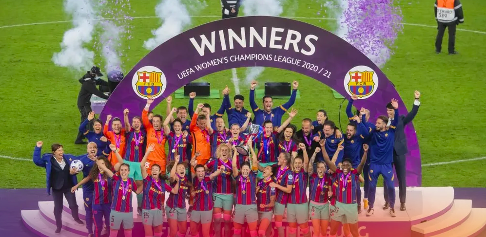 EL CSD concede la Placa de Oro al mérito deportivo al FC Barcelona femenino