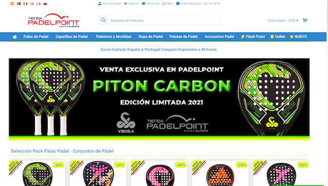 Tennis-Point negocia el uso comercial de la marca Padel-Point en España y el extranjero