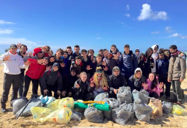 Buff colabora con un proyecto para limpiar de plásticos el Mediterráneo