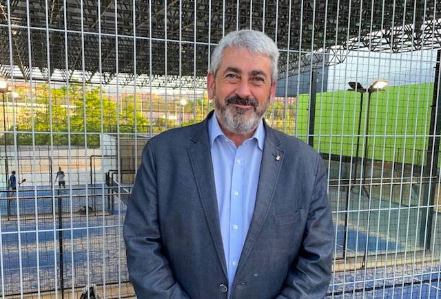 Felip Ródenas será el nuevo presidente de la Federación Catalana de Pádel
