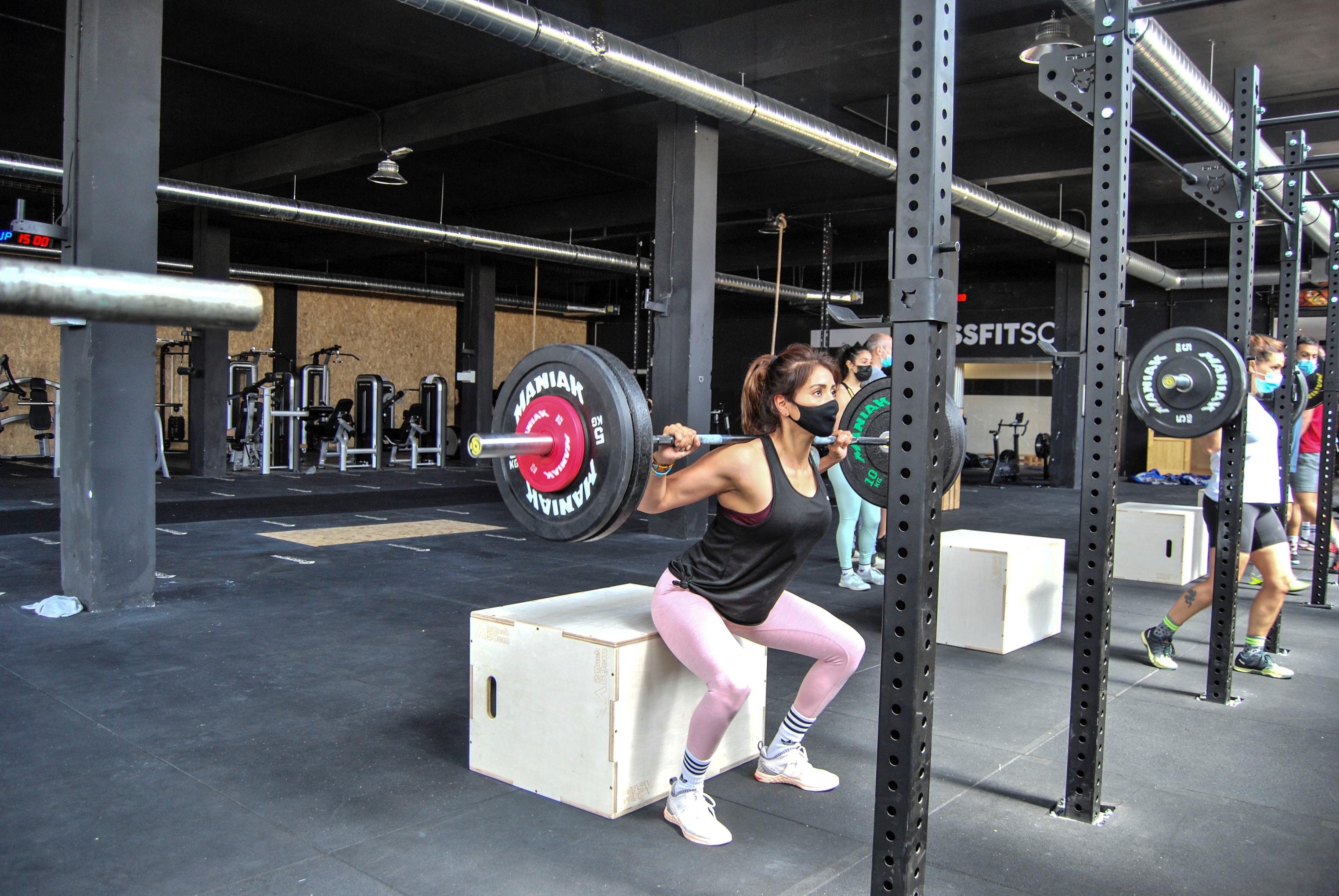 CrossFit Soria se traslada de local e invierte 200.000 euros en su nuevo box