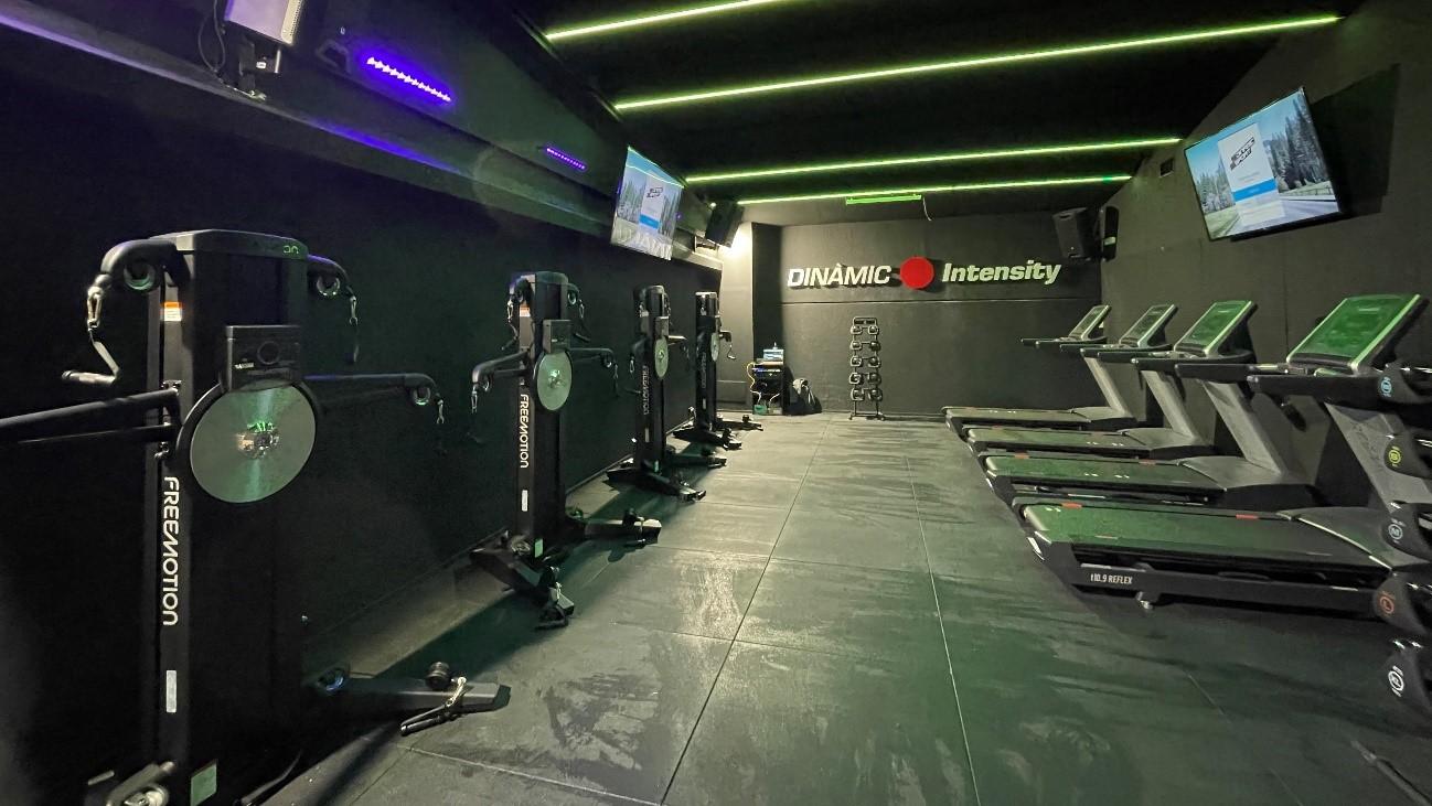 El centro boutique Dinamic Sport inaugura su sala BootCamp